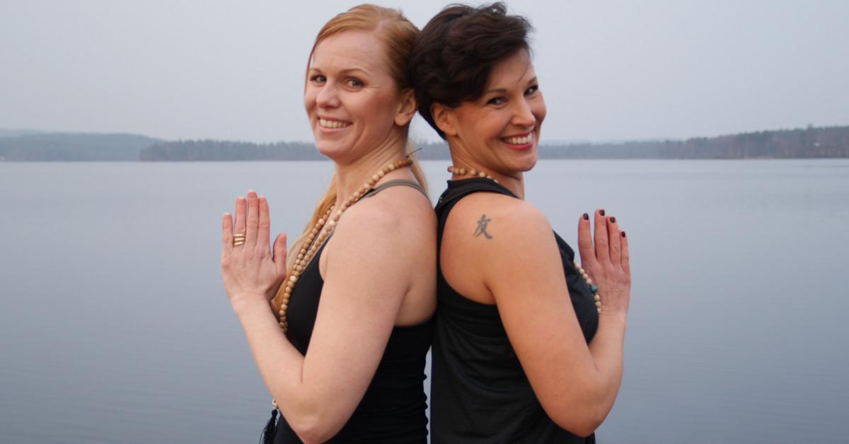 Kristjana & Lisa - YogaByLink