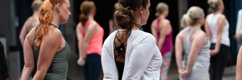 Yoga Företagsyoga Mölndal, Lerum och Partille
